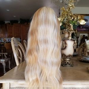 Blonde Beauty Full Wig